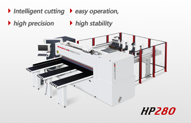High-speed intelligent computer panel saw HP-280