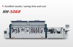 Automatic high speed edge banding machine HH506R
