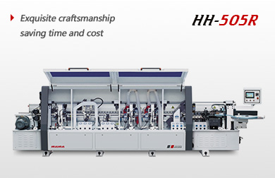 Automatic high speed edge banding machine HH505R