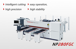 High speed intelligent computer beam saw NP-280FGC