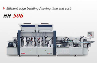 Automatic high speed edge banding machine HH506