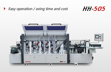 Automatic high speed edge banding machine HH505