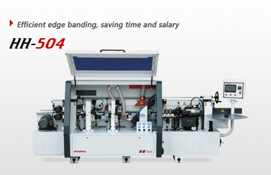 Automatic high speed edge banding machine HH504